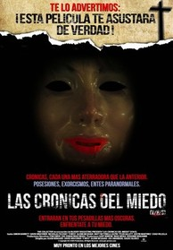 vhs cronicas del miedo